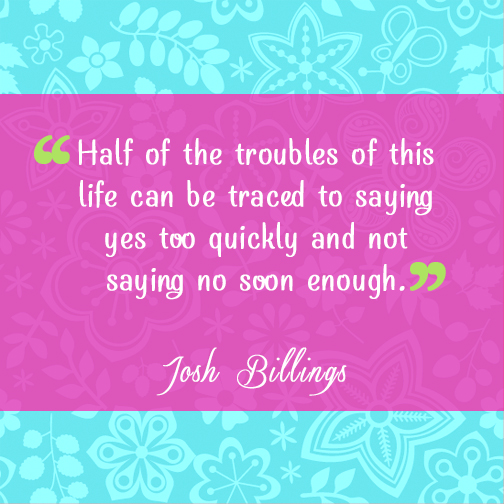 Weekly Quote: Troubles