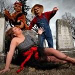 Wizard of Oz Makeup Photo Shoot