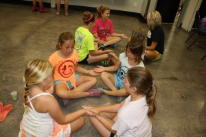 Fun Games at Capri Camp
