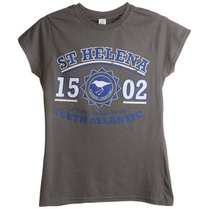 St Helena t-shirts and caps
