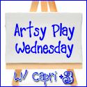 Artsy Play Wednesday