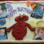 Two!–an Elmo Birthday Celebration
