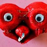 Egg Carton Heart