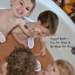 Yogurt Bath