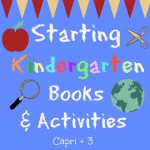 Starting Kindergarten-Books & Activities