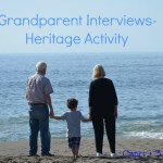 Grandparent Interviews-Help Kids Learn More About Their Heritage