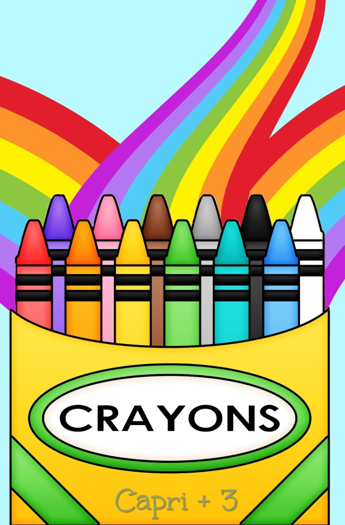 Potential is a box of crayons
