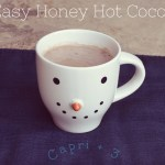 Easy Honey Hot Cocoa