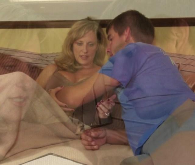 Lucky Guy Fucking Sex Kitten Jodi West In Her Bed
