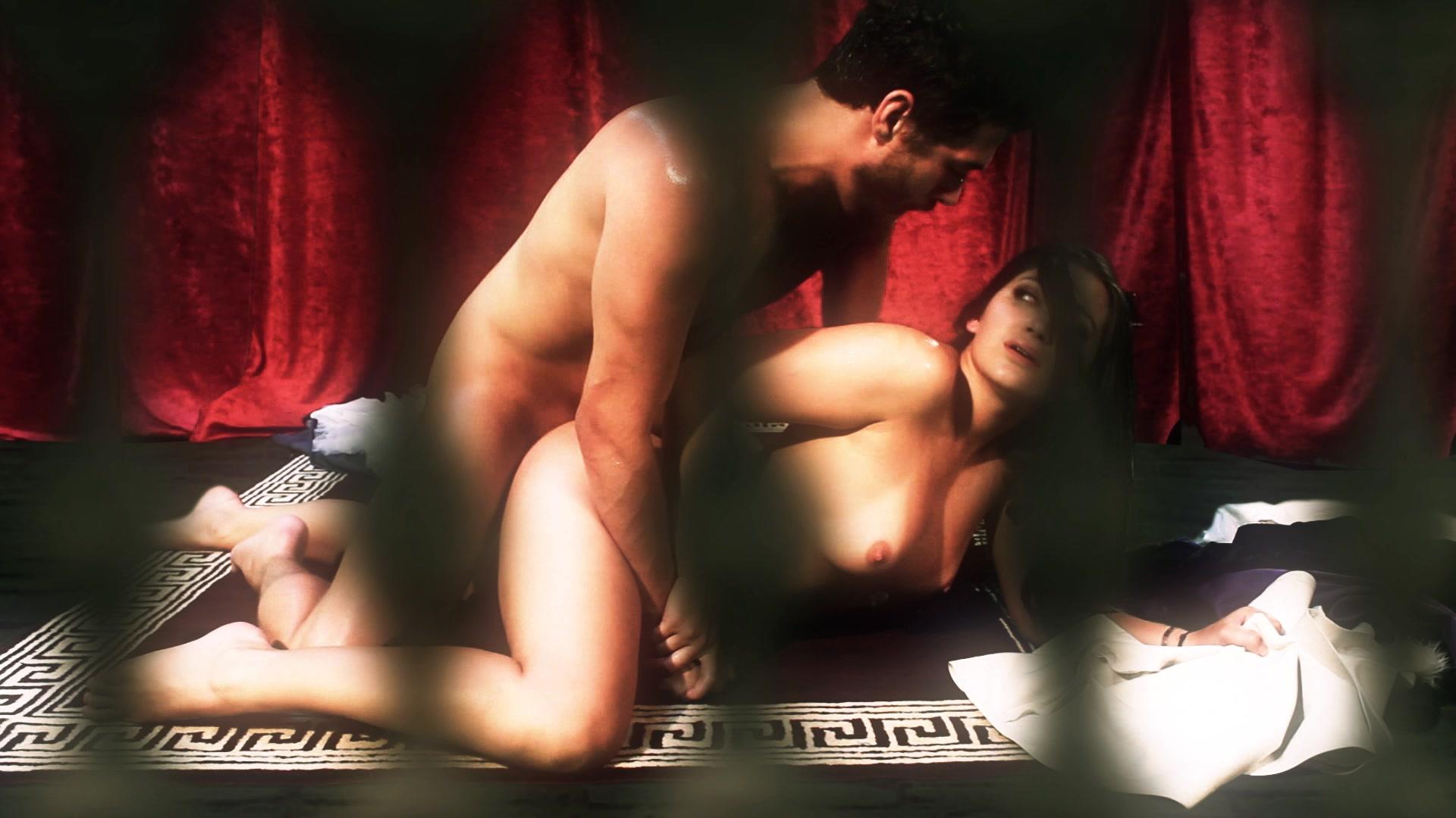 Leggy Beauty Dani Daniels Passionately Fucks Horny Beast Xander Corvus Starring:  Xander Corvus  Dani Daniels