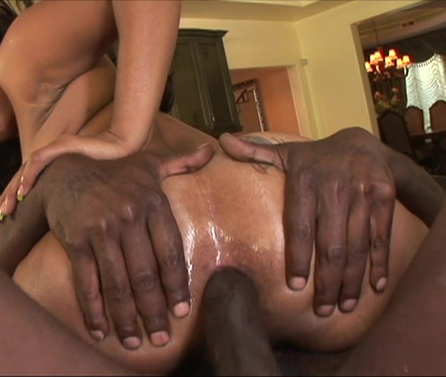 Free Video Preview Image  From Black Chicks Love Black Dicks In Their Ass