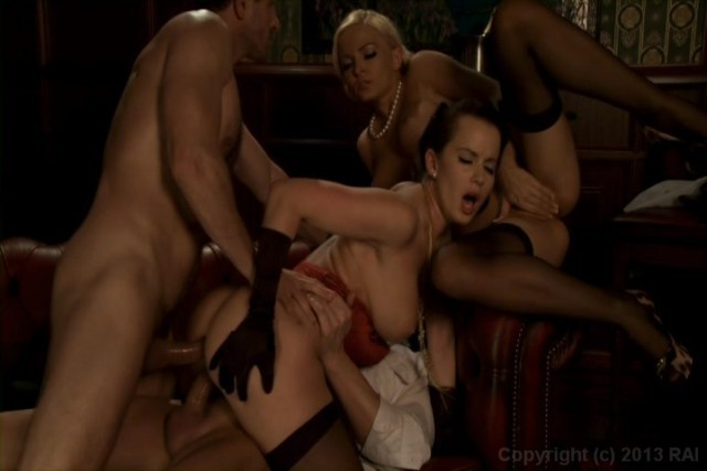 Inglorious Bitches Scene 3 Length: 17 min