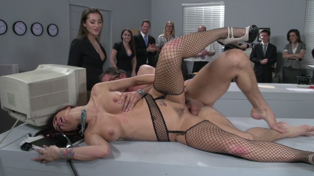 Scene 2 - Starring: Monique Alexander Mick Blue