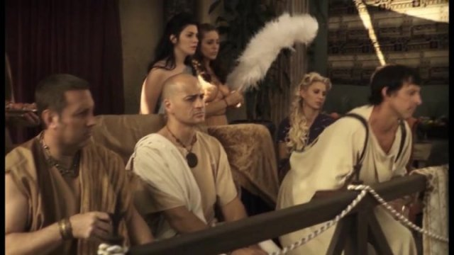 Spartacus MMXII: The Beginning XXX Parody Movie Scene 8 Starring: Jenna Presley Length: 28 min