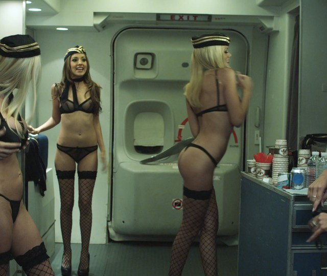 Fly Girls Porn Movie