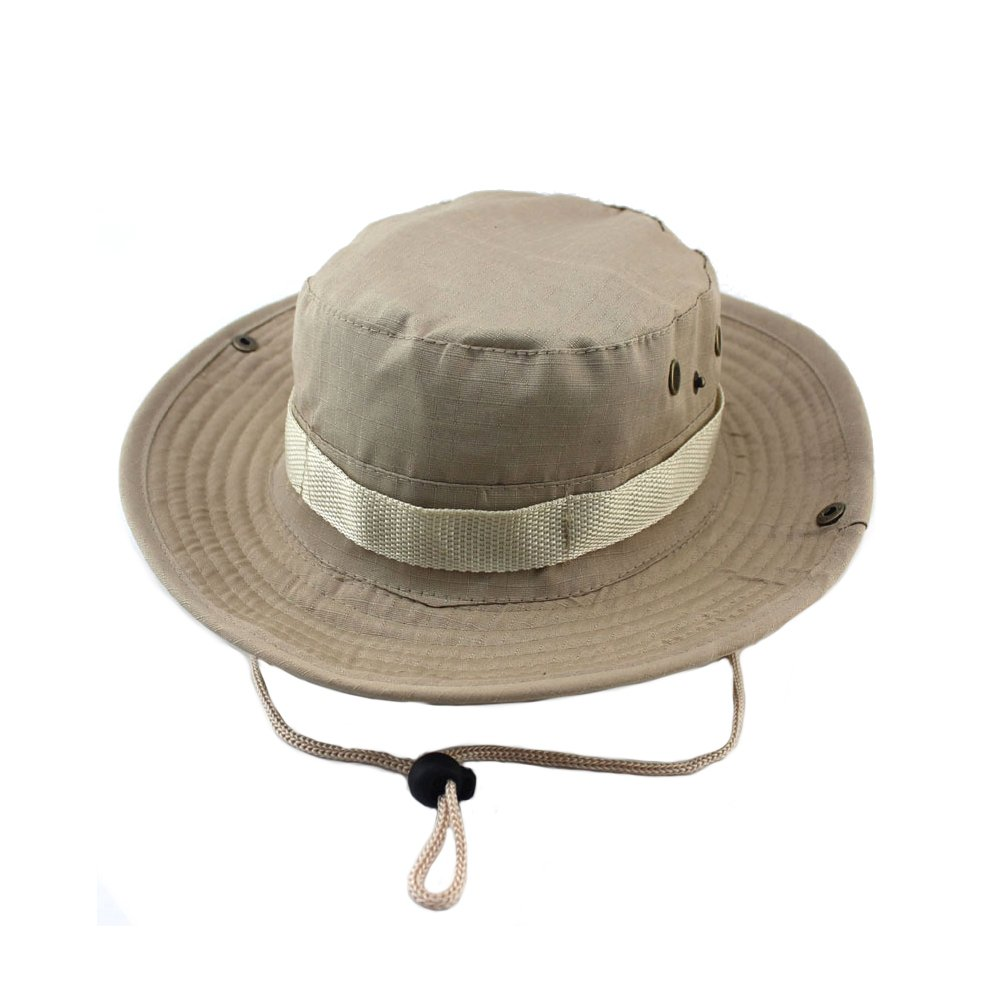 bd2b97c1836 2016 Summer Camo Fisherman Casual Bucket Camping Hiking Travel fishing  mountaineering sombrero sunshade Bonnie hat For women men