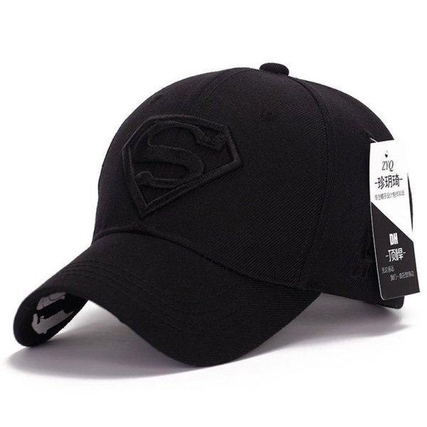 Gorras Superman Cap Casquette Superman Baseball Cap Men Brand Women Bone Diamond Snapback For Adult Trucker Hat 4