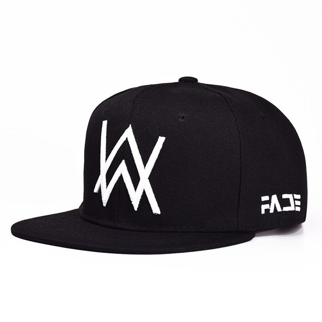 2017 New Alan Walker DJ Baseball Cap Alan Walker With The Return Of Men And  Women Hip-hop Hats Bone Snapback Cap f2f4bfb289c