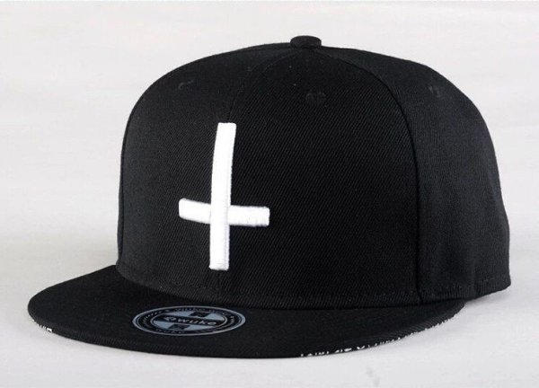 New Brand Street Dance Cool Hip Hop Caps Embroidery Cross Snapback Snap Back Baseball Caps Hats Bone Hat Free Shipping 4