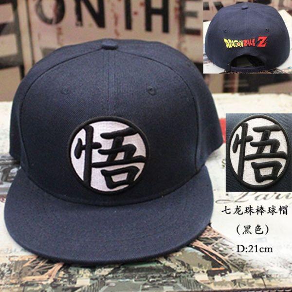 New High Quality Anime Dragon Ball Z /Dragonball Goku Snapback Hat For Men Women Adjustable Hip Hip Baseball Cap Cool 6