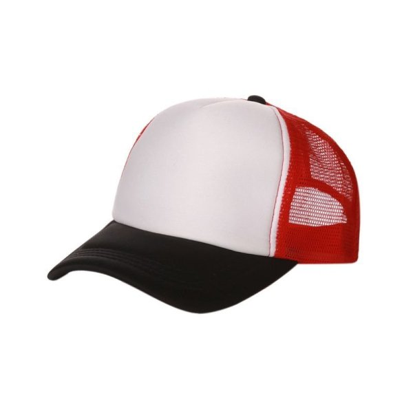 Top Sell mesh Snapback Hats Women Baseball Caps Sun Hats Quick-Drying Breathable Caps 8