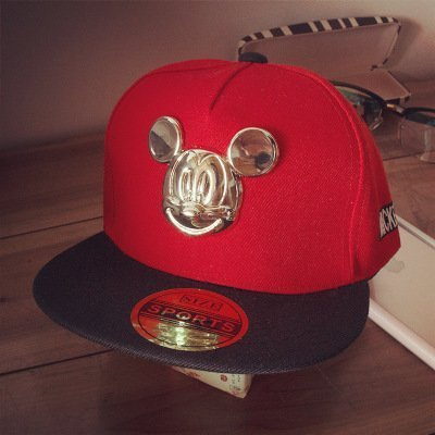 Hot cartoon cute ear hats children snapback Caps baseball Cap with ears Funny Hats spring summer hip hop boy hats caps 4