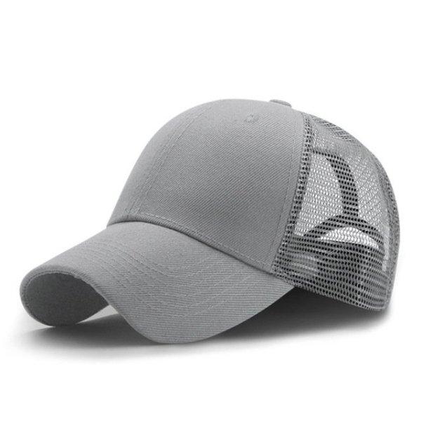 New Summer Sport Mesh Baseball Caps Men or Women Outdoor Snapback Bone Breathable Hats Z-6273 16