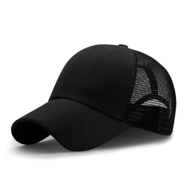 AETRENDS  2018 New Summer Sport Mesh Baseball Caps Men or Women Outdoor  Snapback Bone Breathable Hats Z-6273 be6b92478e8