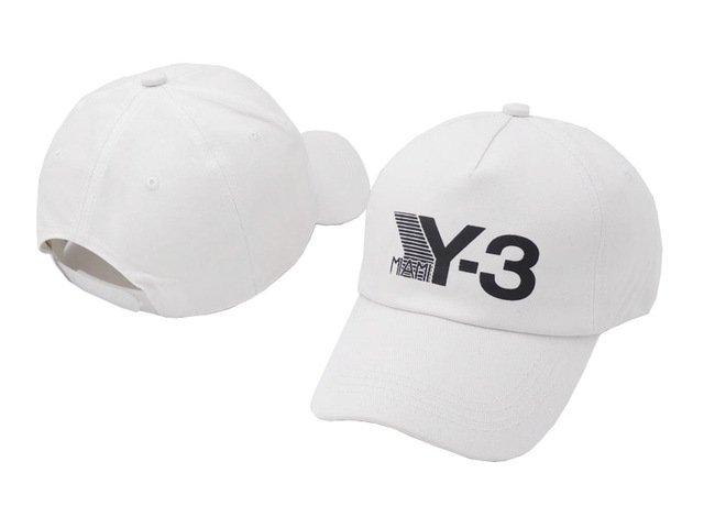 9e1496847f3 Belababy 2017 New Y-3 Dad Hat Big Bold Embroidered Logo Hip Hop ...