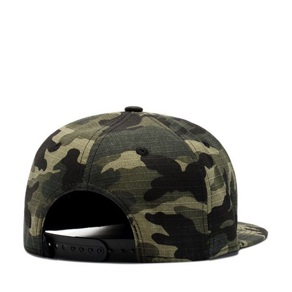 Brand NUZADA Bone Hip Hop Cap  Baseball Caps For Men Women Couple High Quality Cotton Snapback Size Can Be Adjusted Hats 10