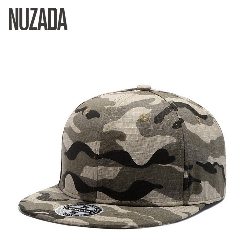 0e803794eaa Brand NUZADA Bone 2017 Hip Hop Cap Baseball Caps For Men Women Couple High  Quality Cotton Snapback Size Can Be Adjusted Hats