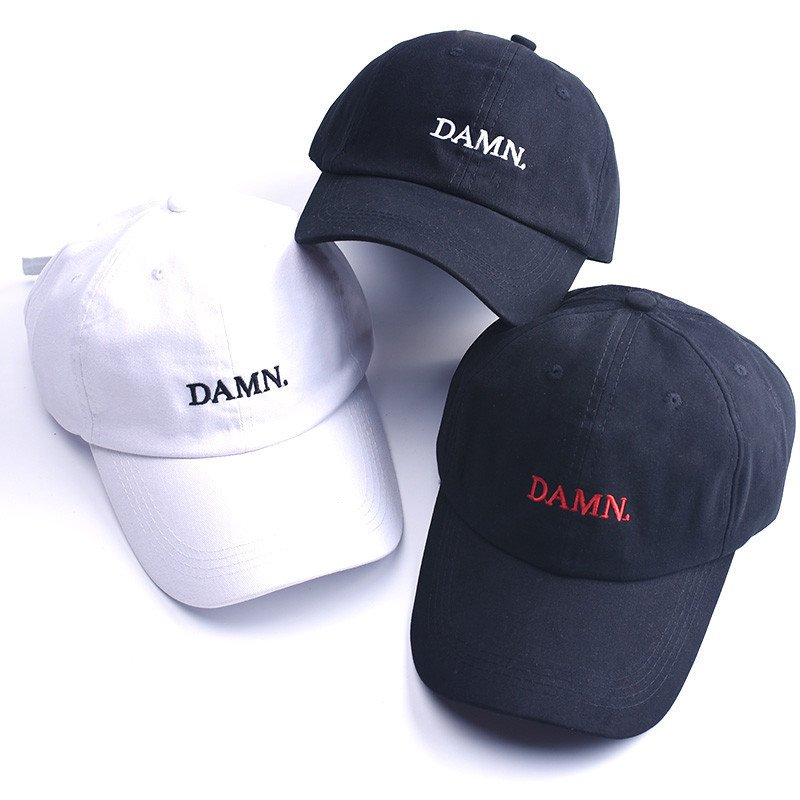DAMN snapback baseball caps for men and woman Embroidered Dad Hat Hip Hop  Stitched Unstructured Rapper Kendrick Lamar Hat. Sale! 🔍.  https   capshop.store 748428b84844