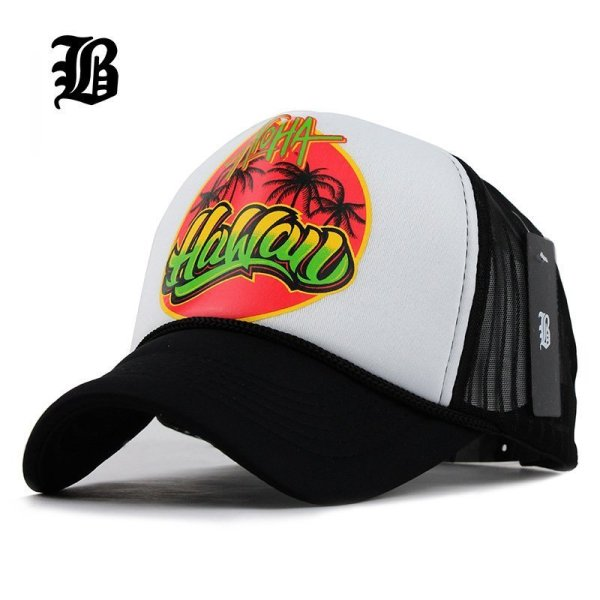 [FLB] 12 Styles Unisex Acrylic 5 panels Adjustable Baseball Cap Summer mesh caps Snapback Baseball Cap Men Fitted Hats Caps 2