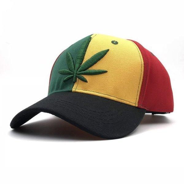 Fashion Weed Snapback Caps Hats Hip Hop Baseball Cap Strapback Men Women Bone Aba Reta Gorras Homme Casquette Weed Leaf Snapback 11