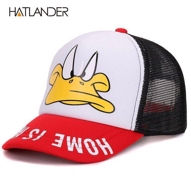 hatlander cute children baseball caps baby girls sun visor hats boys