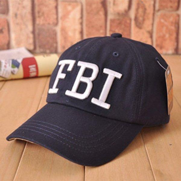 High quality Wholesale Retail 1pc free shipping voron Hat & Cap FBI Fashion Leisure embroidery CAPS Unisex Baseball Cap 9