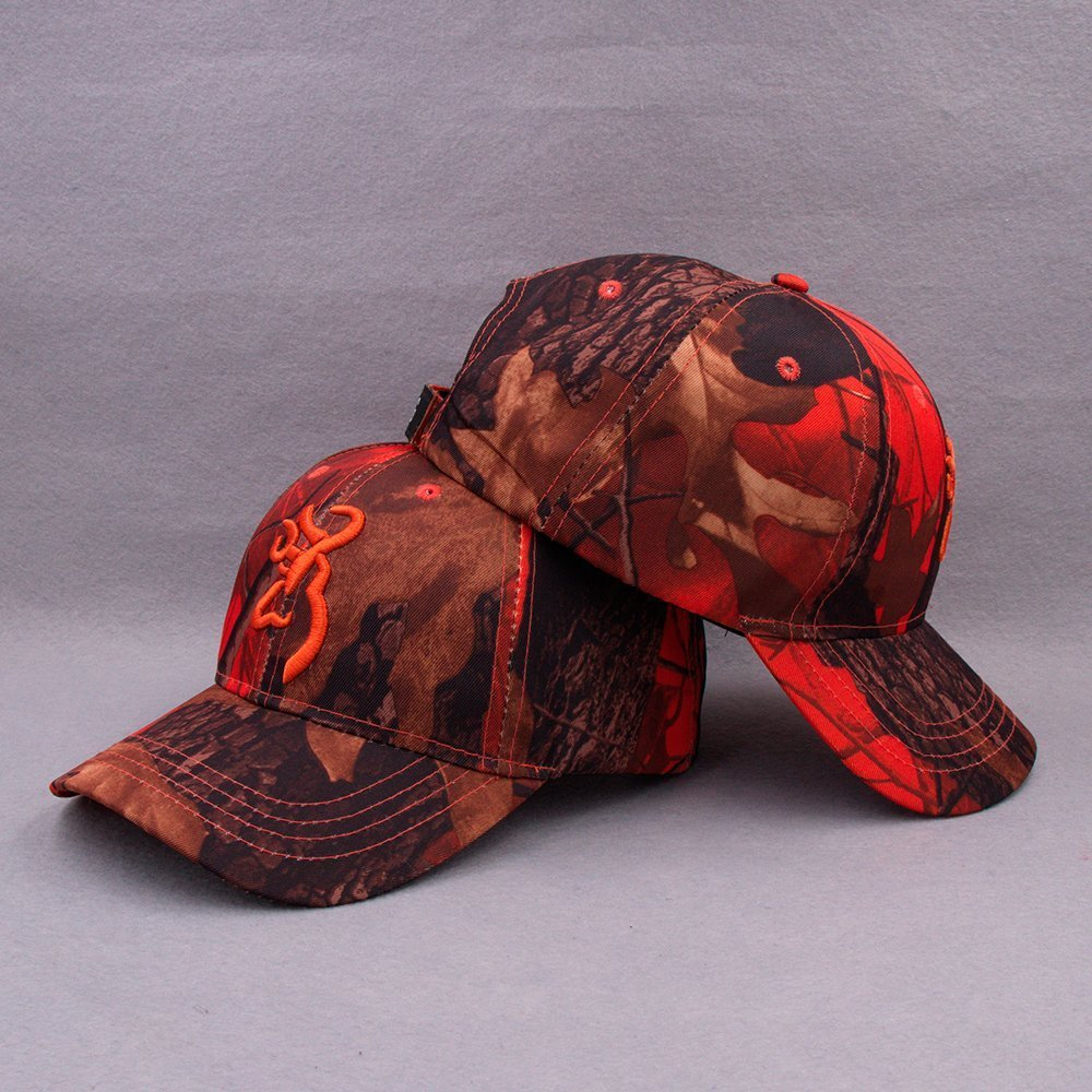 KOEP Browning Camo Baseball Cap Fishing Caps Men Outdoor Hunting ... 95309ac3ce0