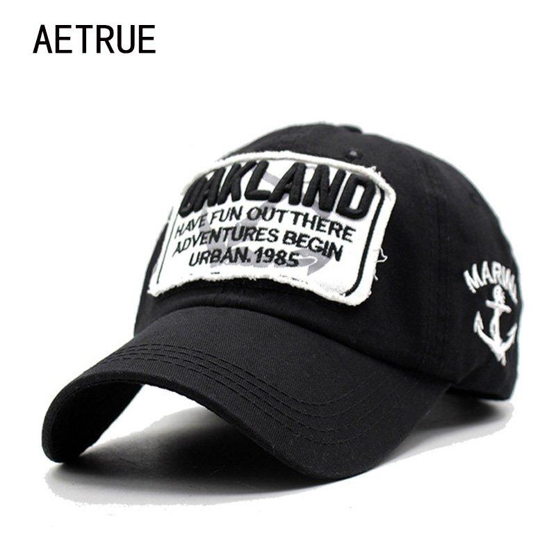 05648491e9438 Men Snapback Caps Women Baseball Cap Oakland Brand Casquette Hats ...