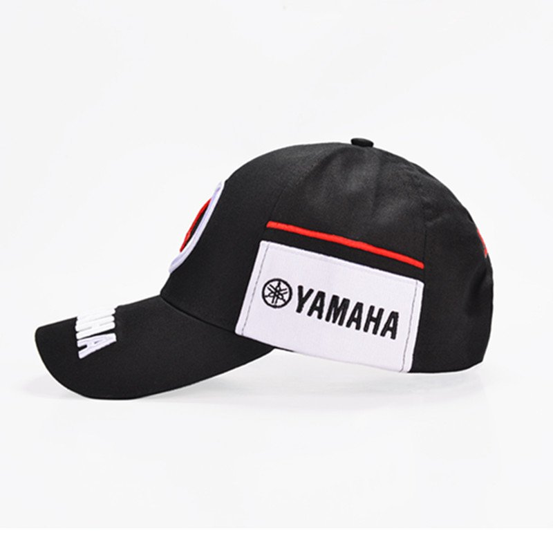 67da0ee6a7e296 New Black Red F1 racing cap Car Motocycle Racing MOTO GP VR 99 rossi  Embroidery hiphop cotton ...