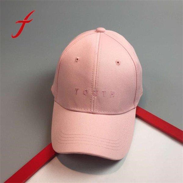 Brand New Cotton Mens Hat Youth Letter Print Unisex Women Men Hats Baseball Cap Snapback Casual Caps 10