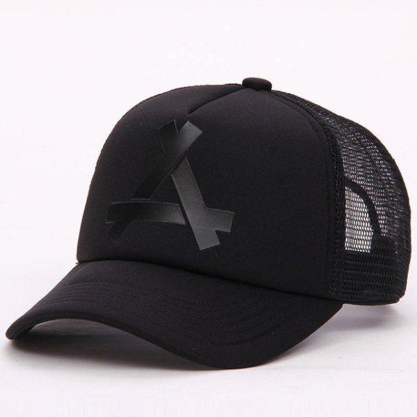 New Summer Baseball Mesh Golf Cap Cap Snapback Hat Fashionable Polo Sports Hiphop Trucker Hat God Men Women Cap 16