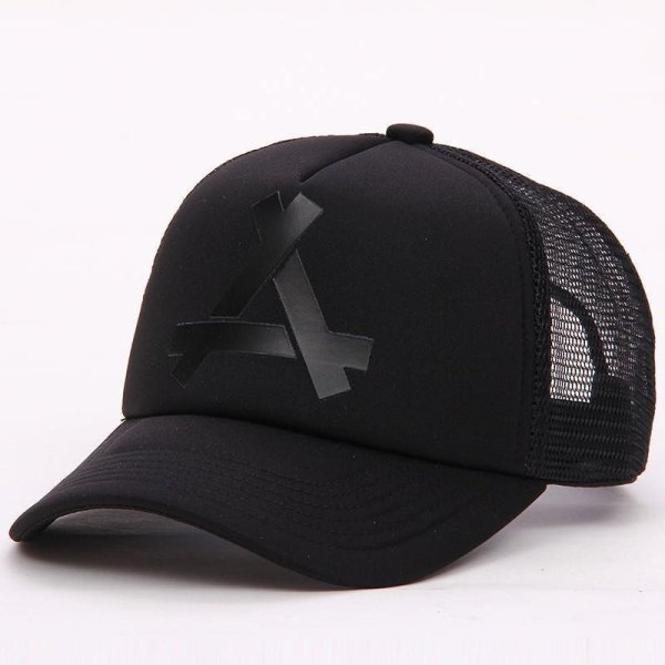 New Summer Baseball Mesh Golf Cap Cap Snapback Hat Fashionable Polo Sports Hiphop Trucker Hat God Men Women Cap 12