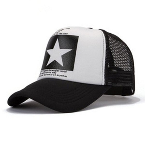 VORON New Super Big Stars cap Hat Autumn-summer baseball snapcap snapback caps Men women hiphop sport hats Gorras hat cap 14