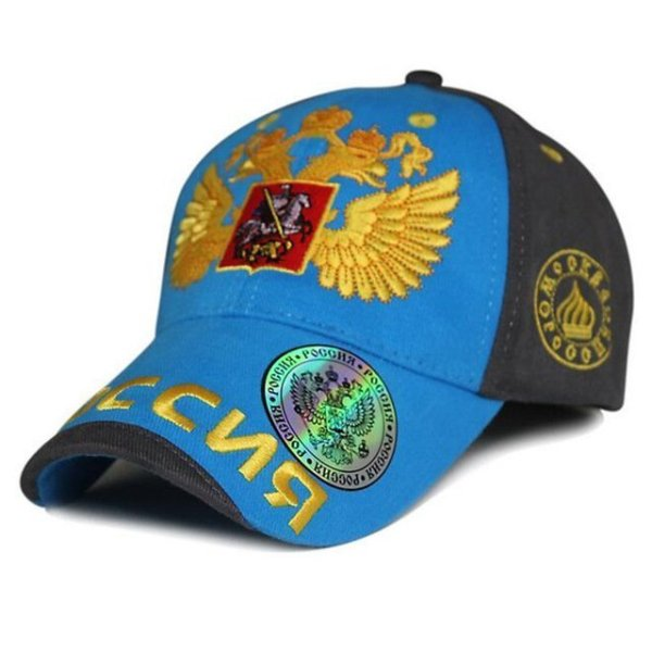 New Fashion For Olympics Russia Sochi Bosco Baseball Cap Snapback Hat Sunbonnet Brand Casual Cap Man Woman Hip Hop 16