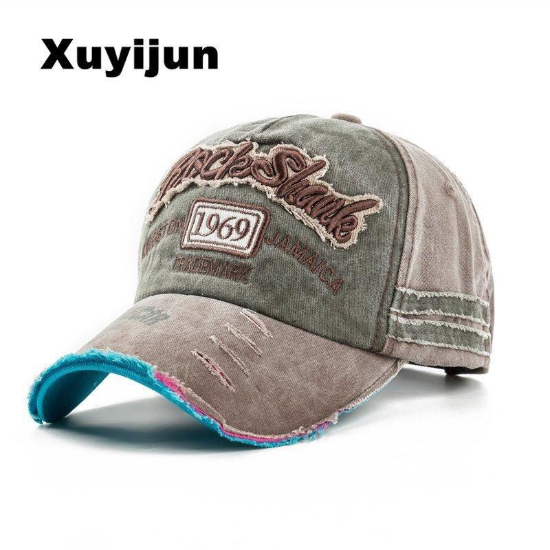 c5cb9c60c2f9d3 XUYIJUN 2018 brand snapback men women caps hats for bone Casquette ...