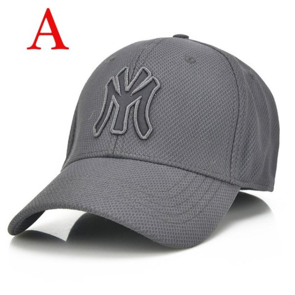 solid unisex black baseball cap men snapback hat  women cap flexfit fitted hat Closed  Male full cap  Gorras Bones trucker hat 18