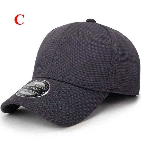 solid unisex black baseball cap men snapback hat  women cap flexfit fitted hat Closed  Male full cap  Gorras Bones trucker hat 32