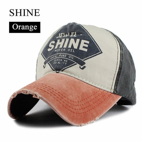 cap for men and women Gorras Snapback Caps Baseball Caps Casquette hat Sports Outdoors Cap 17