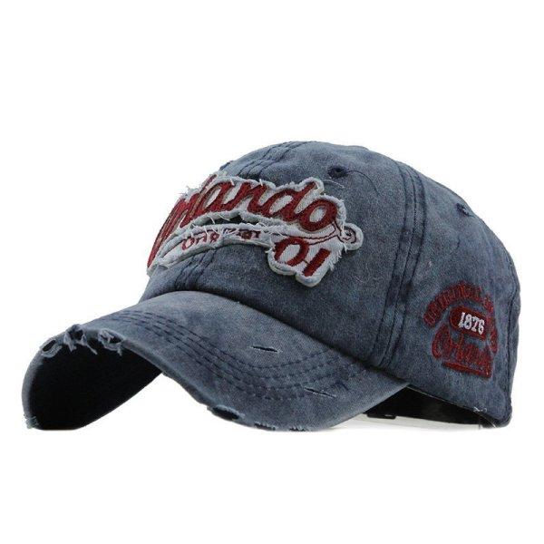 [FLB] Brand Men Baseball Caps Dad Casquette Women Snapback Caps Bone Hats For Men Fashion Vintage Gorras Letter Cotton Cap F111 2