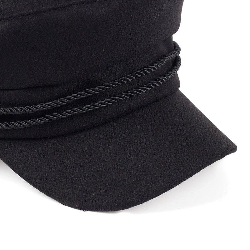 423c6e27fcd9 cheap brown standard wool felt hat blank lined hl 803 8ea35 3e00a; best  price fashion blank black high quality newsboy caps c44e2 71dad